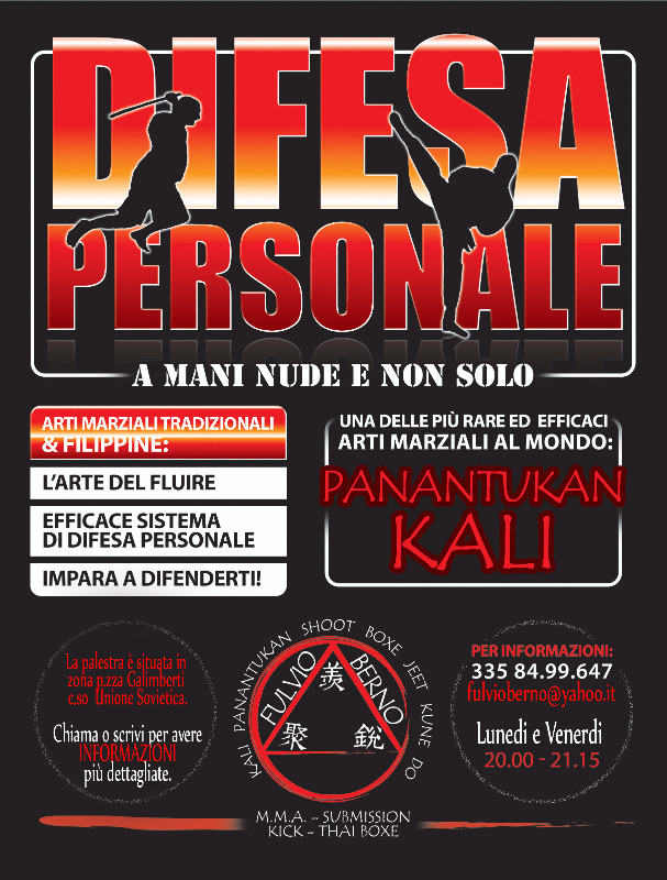 difesa personale fb fight torino
