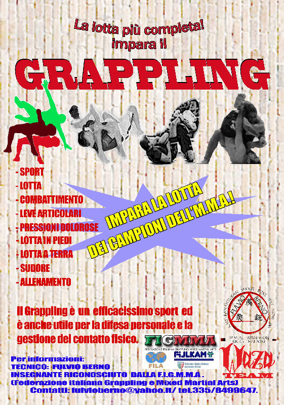 grappling fb fight torino